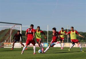 واکنش آقایی به اولین حضورش در تیم ملی