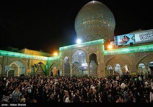 اعلام ویژهبرنامههای آستان حضرت عبدالعظیم(ع) در لیالی قدر