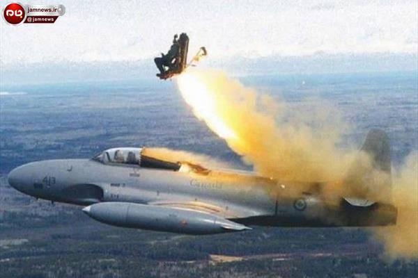 عکس/ حوادث در هواپیماها