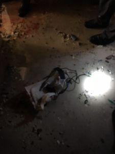 عکس/ جلیقه انتحاری خنثیشده در ساختمان مجلس