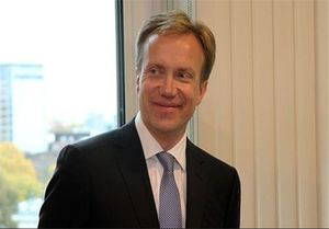 وزیرخارجه نروژ
