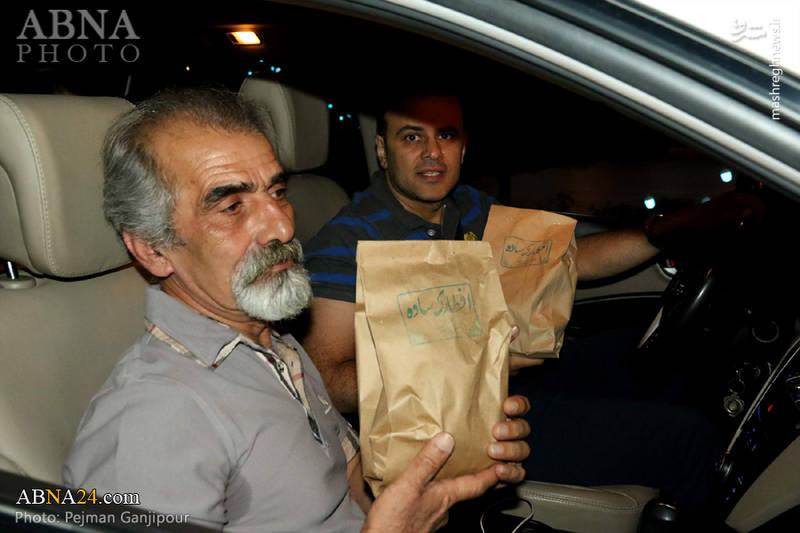 افطاری ساده در اصفهان