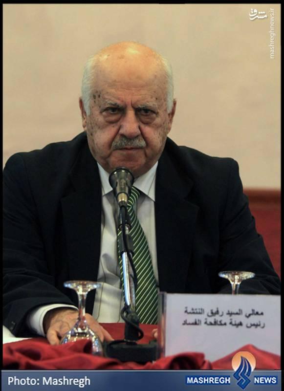 «رفیق النتشه» یکی از بنیان گذاران «فتح» که مبارزات خود را در «اخوان المسلمین» آغاز کرد