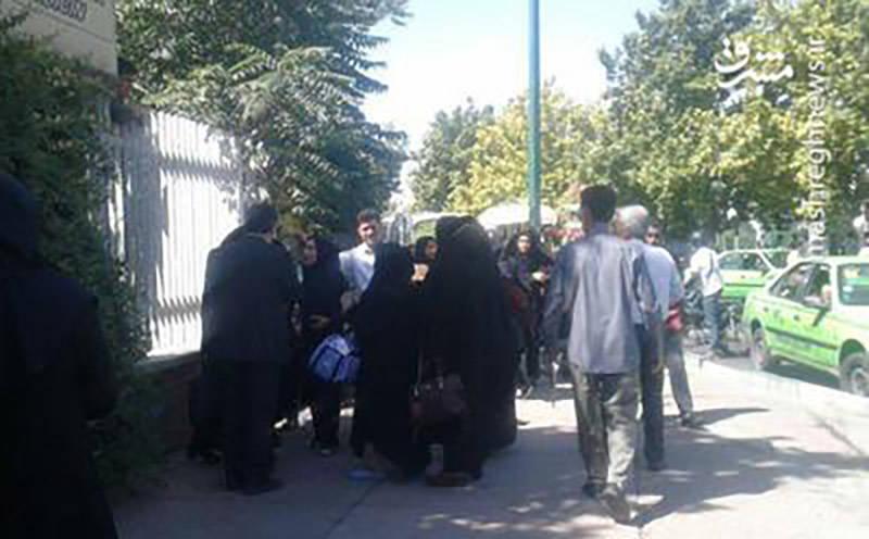 فیلم/ حالوهوای مجلس بعد از تیراندازی