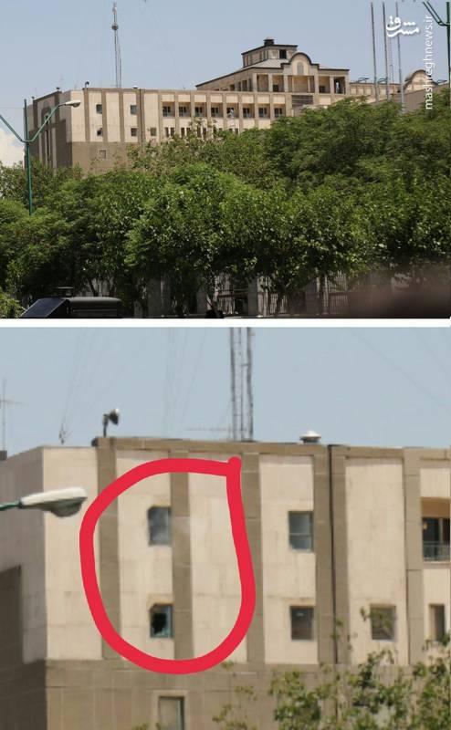 1958829 جزییات حادثه تروریستی در مجلس و حرم امام (ره) + آمار شهدا