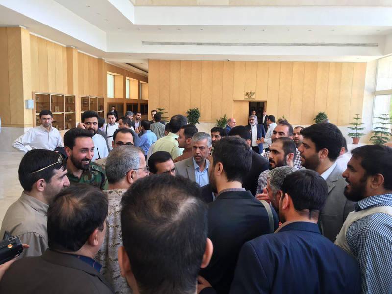 1958898 جزییات حادثه تروریستی در مجلس و حرم امام (ره) + آمار شهدا