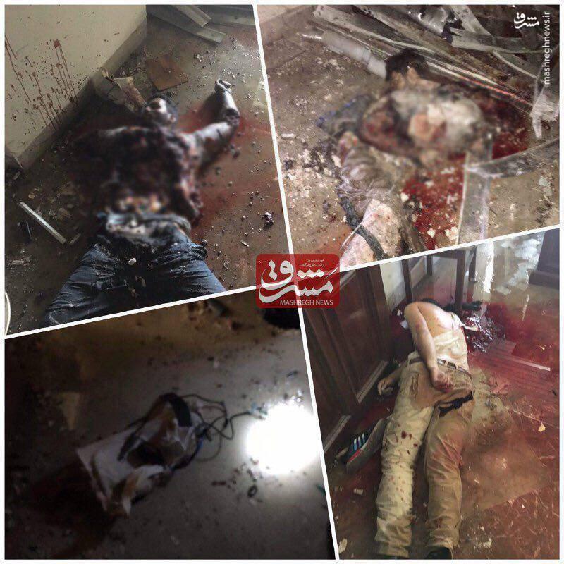 عملیات تروریستی تهران