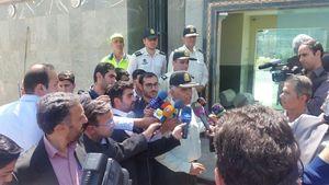 عکس/ بازسازی صحنه حمله مسلحانه به حرم امام خمینی(ره)