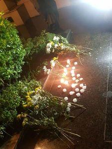 عکس/ برگزاری مراسم یاد شهدای حوادث تروریستی تهران در آرژانتین