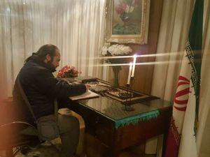 دفتر یادبود شهدای حملات تروریستی تهران در آرژانتین گشوده شد