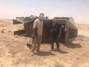 آزادی 5 روستا در استان نینوای عراق