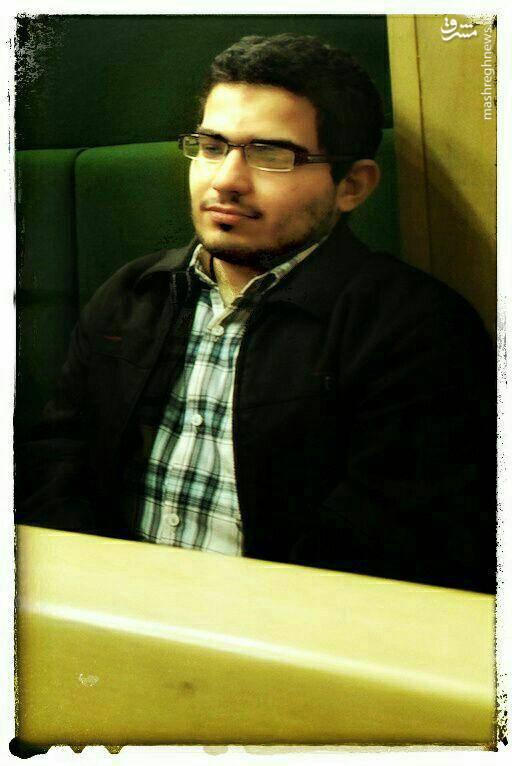 مراسم استقبال و وداع با پیکر مطهر شهید احسان آقاجانی معمار