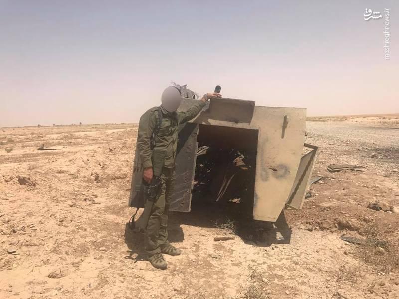 تکذیب خبر شهادت فرمانده تیپ ۱۰ سپاه بدر