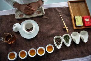 کشت چای در چین