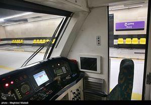 بهرهبرداری از صدو پانزدهمین ایستگاه مترو تهران