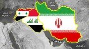 ارتباط زمینی تهران - دمشق - بیروت در آستانه برقراری + عکس و فیلم