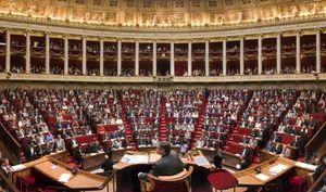 مشارکت پایین فرانسویان در انتخابات پارلمانی احزاب را نگران کرد