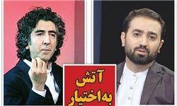 آتش به اختیار در دامن BBC فارسی