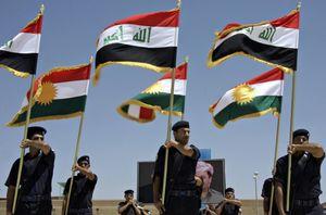 مواضع غرب در برابر همهپرسی کردستان عراق