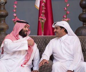 رویارویی قطر با عربستان خبر از اتفاقات تازهای در دنیا میدهد / مثلث ایران، روسیه و چین در مقابل آمریکا یعنی بروز تحولات جدید + تصاویر و فیلم