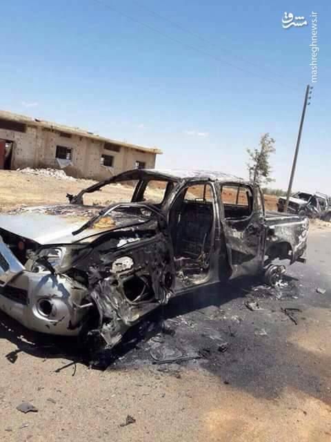 عملیات ارتش سوریه و مقاومت