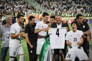 عکس/ تاریخسازان جدید فوتبال ایران