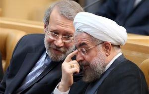 هشدار رئیس مجلس به روحانی درباره واریز منابع کمیته امداد به حساب بیمه سلامت +سند