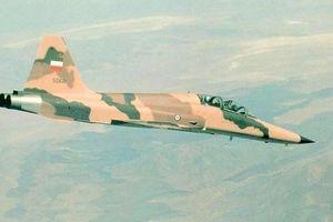 فیلمی کوتاه از آزمایش هواپیمای اف 5 آمریکایی در مرکز آزمایش پروازی Chkalov در شوروی سابق. این هواپیما از ویتنام به دست آمده و در این فیلم به تمرین رزم هوایی در برابر میگ 21 اقدام می کند.