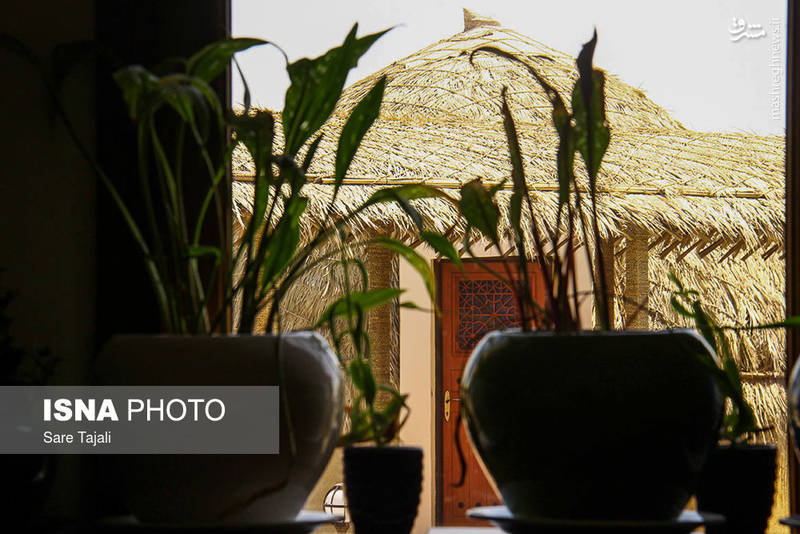 تنها هتل کپری جهان در کرمان