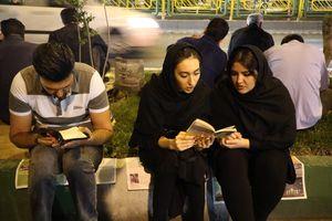 عکس/ شب نوزدهم ماه مبارک رمضان در مهدیه امام حسن(ع)