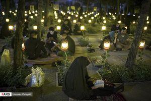 بهشت زهرا تا سال 98 برای دفن اموات تهران جا دارد