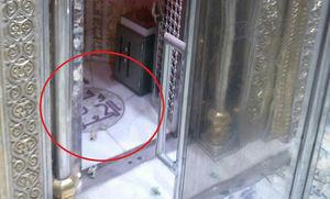 عکس/ محل ضربت خوردن امام علی علیه السلام