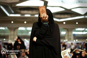 عکس/ مراسم شب قدر در مصلی تهران