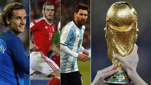 ستارههایی که در خطر از دست دادن جام جهانی هستند