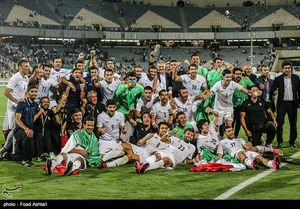 تبریک میزبان جام جهانی به ایران