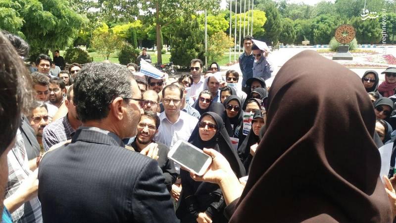 شرایط وام دامداری جهاد مشرق نیوز - عکس/ تجمع اعتراضی دانشجویان دکتری