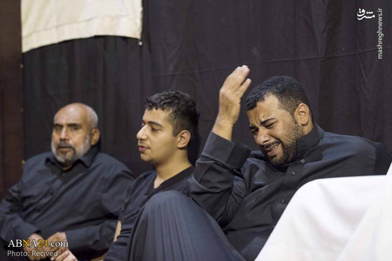 سوگواری شب نوزدهم ماه مبارک رمضان در قطیف عربستان