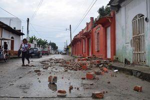 زمین لرزه 6.8ریشتری گواتمالا را لرزاند