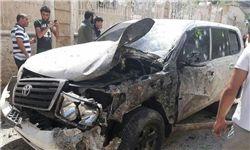 وقوع انفجار انتحاری در ادلب سوریه