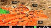 سد آراک در شهر تدمر آزاد شد + نقشه و عکس