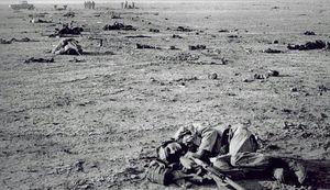صحرای کربلا در عملیات رمضان