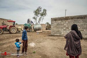 ۵۰۰۰ روستا «آب تانکر» میخورند