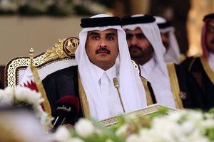 شیخ تمیم امیر قطر
