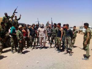 نیروهای مقاومت سوریه