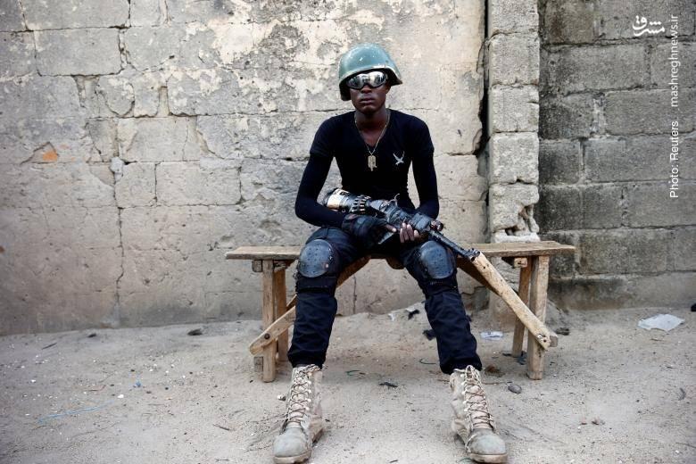 تشکیل گروههای شبهنظامی در شمال نیجریه