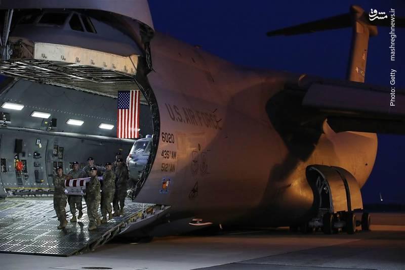 تکرار مرگ سربازان آمریکایی در مأموریتهای برونمرزی از زمان رویکارآمدن ترامپ