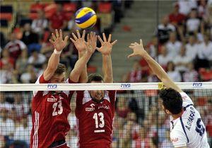 بهترین و امتیازآورترین بازیکن مسابقه ایران و لهستان