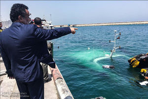 جزئیات غرقشدن شناور مسافری در کیش