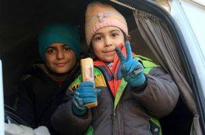 سرود زیبای کودکان یمنی برای جشن نیمه شعبان +فیلم