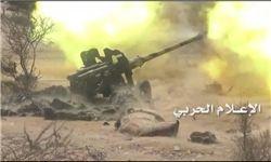 حملات توپخانهای نیروهای یمنی به نظامیان سعودی در نجران و عسیر